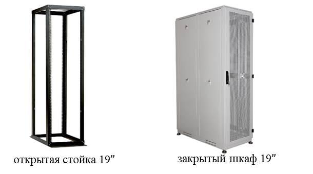 стойка_серверный шкаф