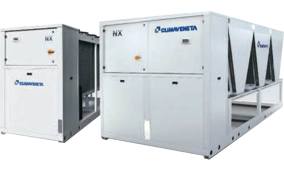 Climaveneta chiller NX