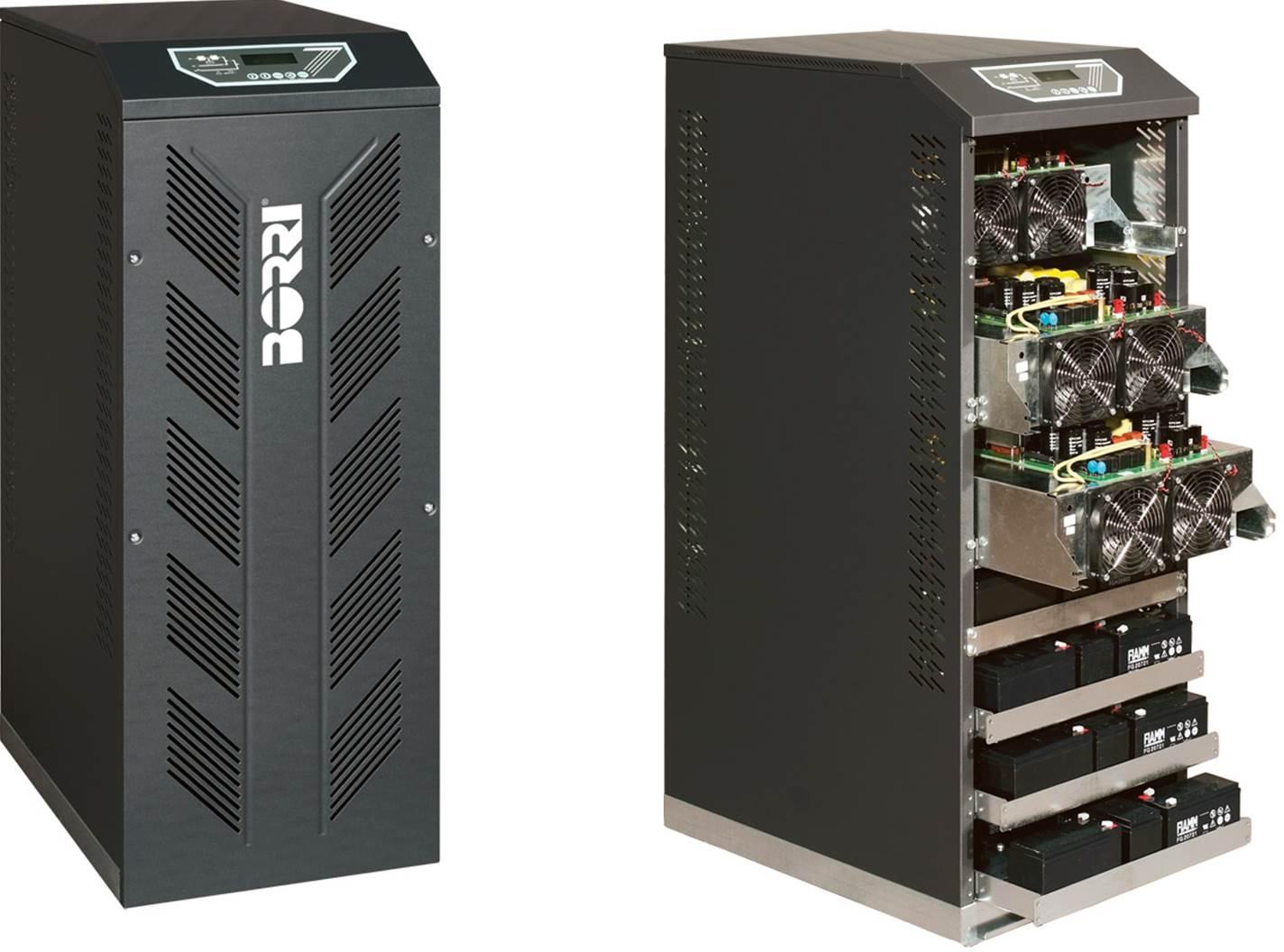 ибп Borri B8031FXS – B8033FXS