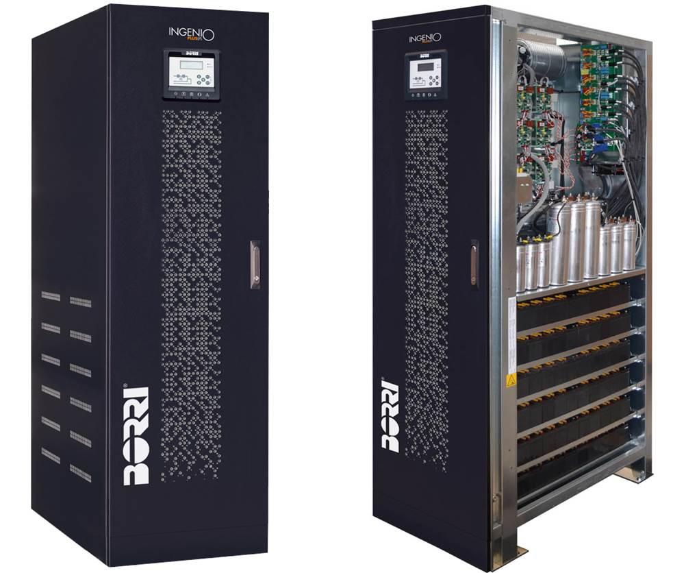 NGENIO PLUS UPS 30-160 kVA