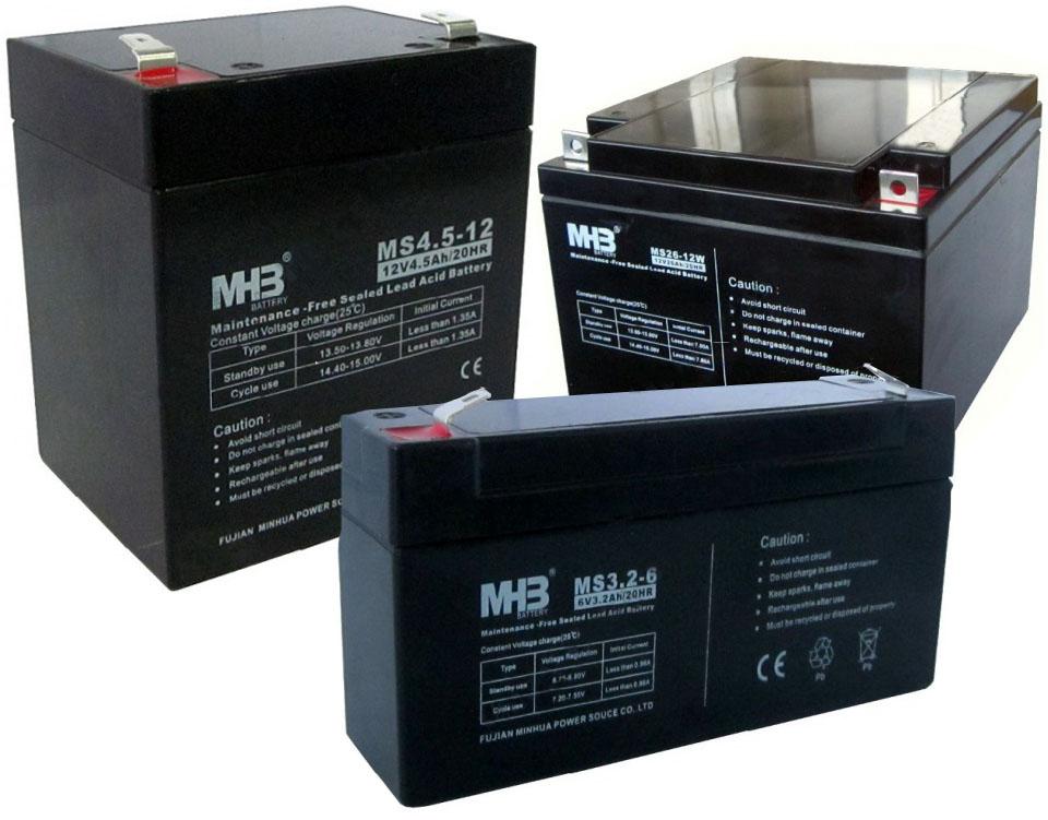 Аккумуляторы MHB cерии MS