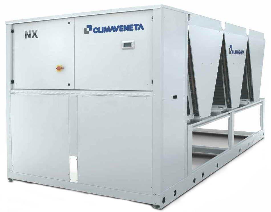 холодильный агрегат 159-352 кВт