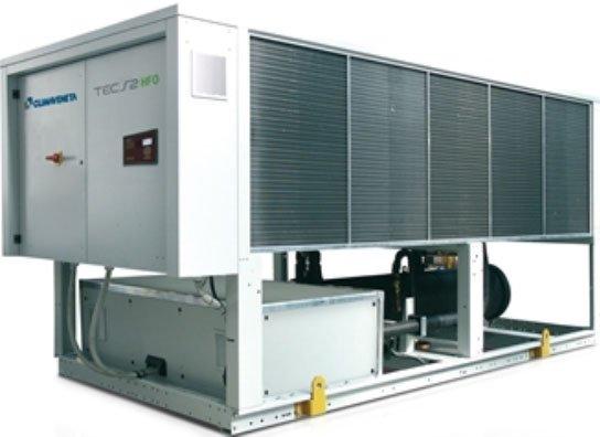 Чиллер TECS2 с воздушным охлаждением