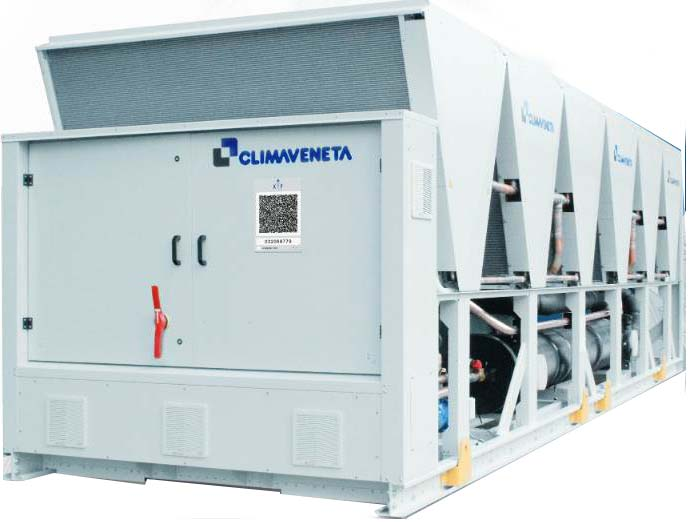 чиллер Climaveneta FX 289-1710 кВт