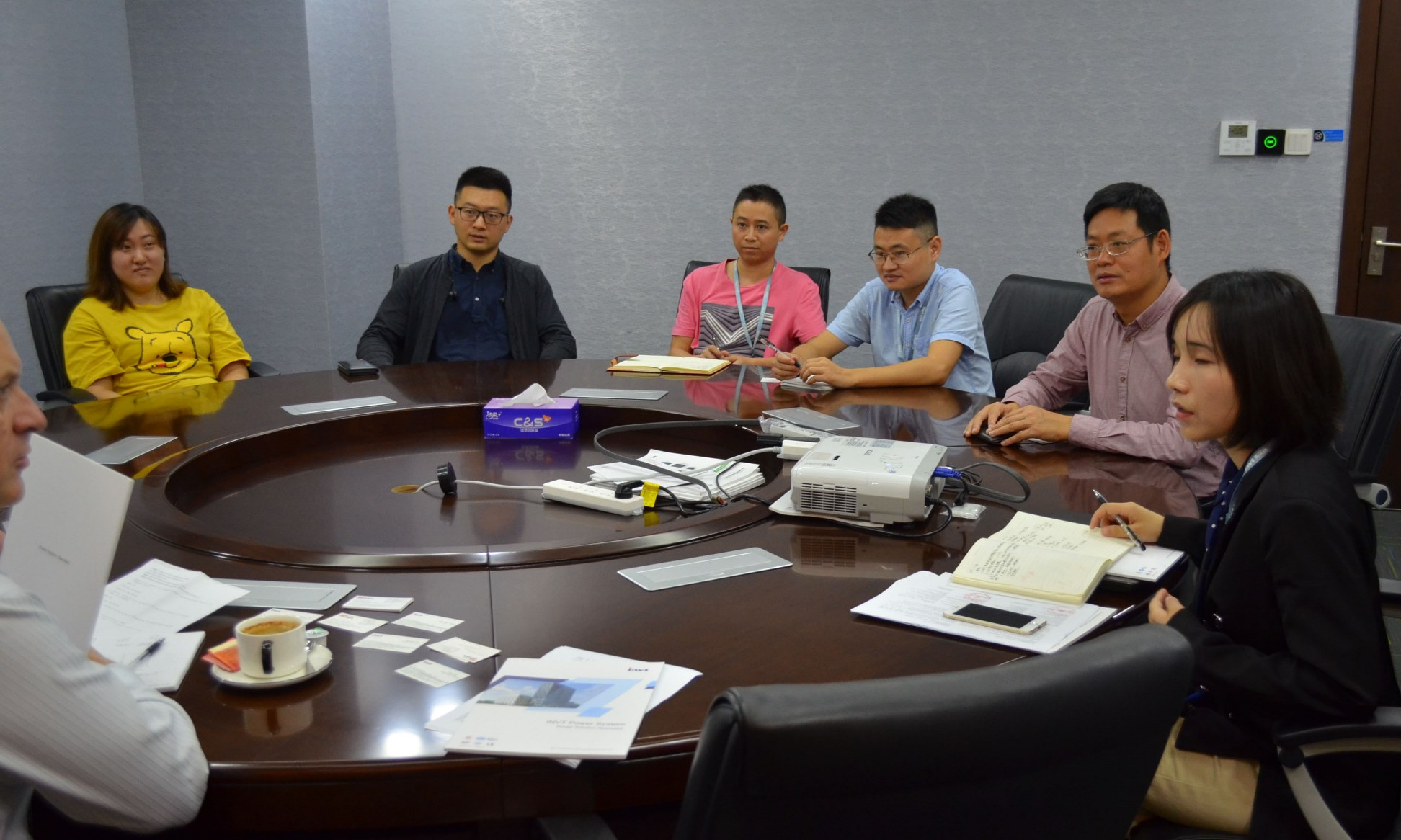 invt meeting
