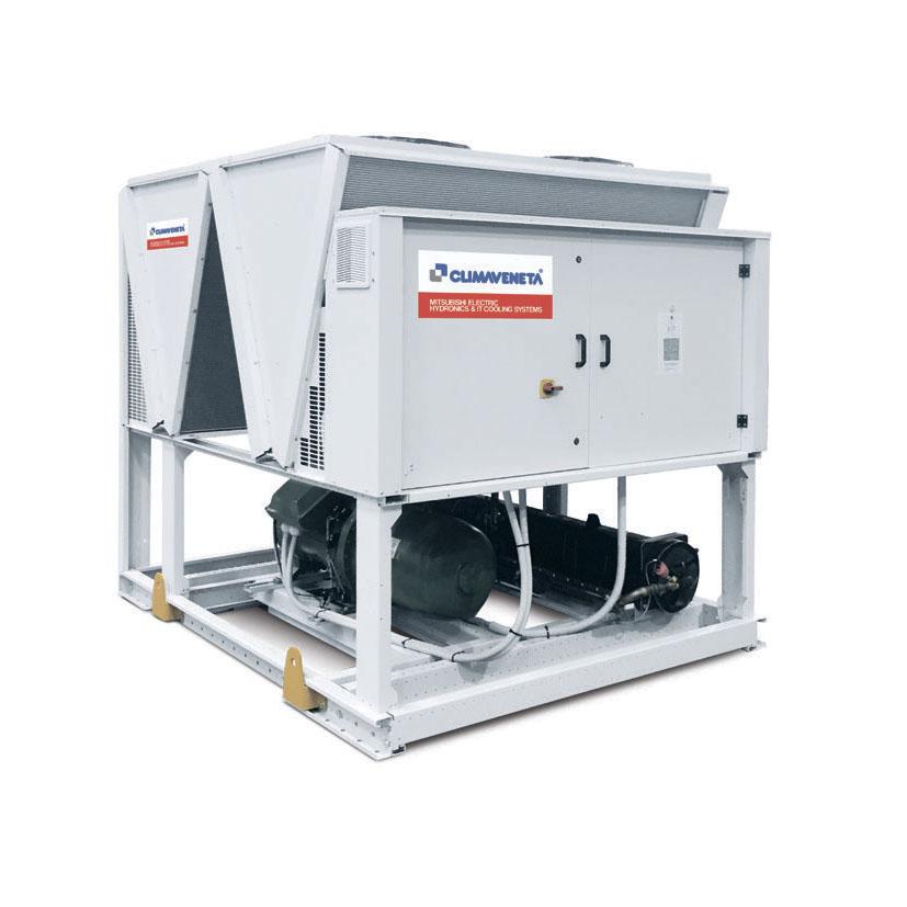 чиллер 140-395 кВт FX