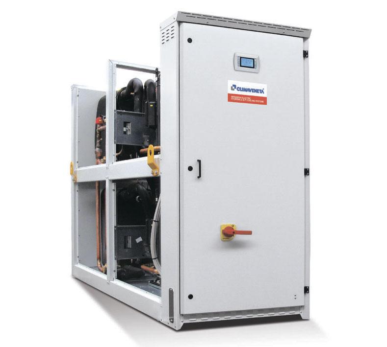 чиллер MITSUBISHI ELECTRIC NX 38-397 кВт