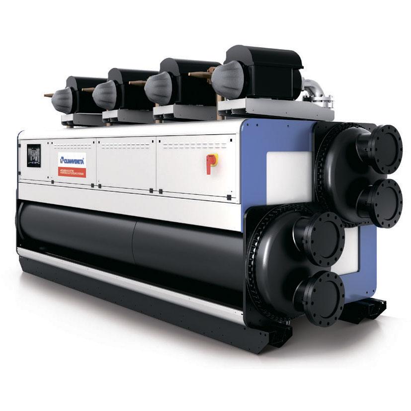 чиллер MITSUBISHI TX-W (Y) 246-4549 кВт