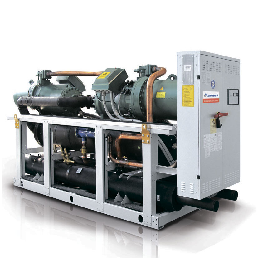 чиллер с водяным охлаждением MITSUBISHI FOCS2-W 306-2416 кВт