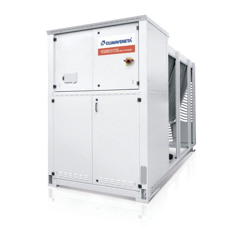 Агрегат серии INTEGRA для 4-трубных систем