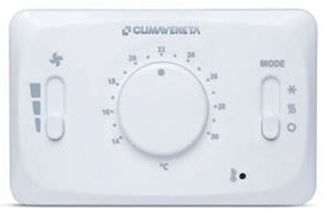 Контроллеры для фанкойлов MT