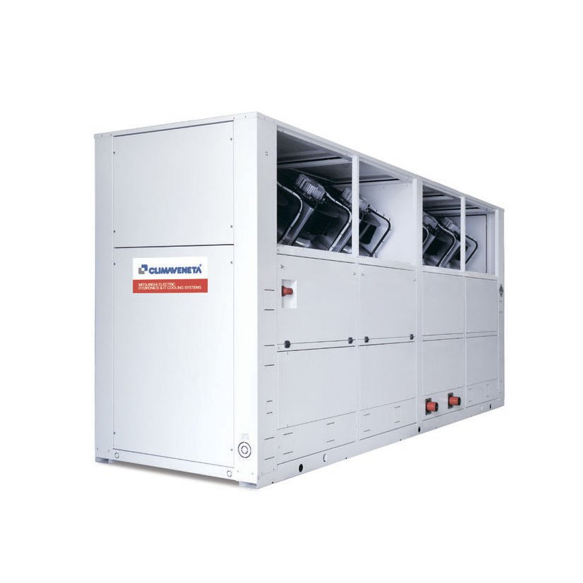 Реверсивный тепловой насос 18-265 кВт
