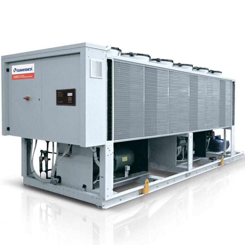 чиллер MITSUBISHI FX-FC-Y 331-1450 кВт