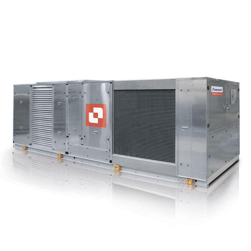 крышный кондиционер MITSUBISHI 50-422 кВт
