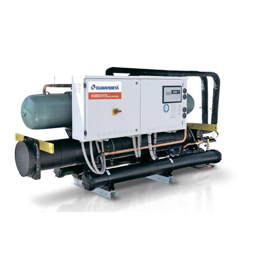 тепловой насос FOCS-W 86-297 кВт