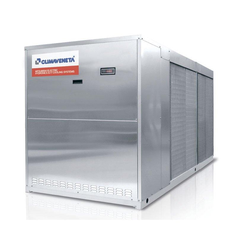 тепловой насос NECS-N 48-150 кВт