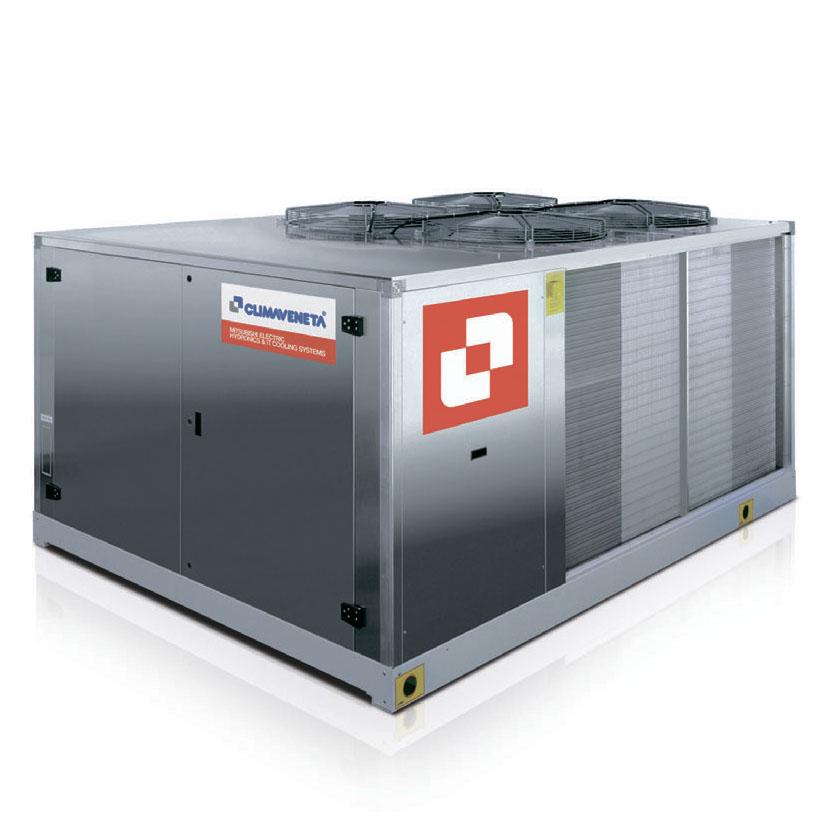 Компрессорно-конденсаторный агрегат MCAT