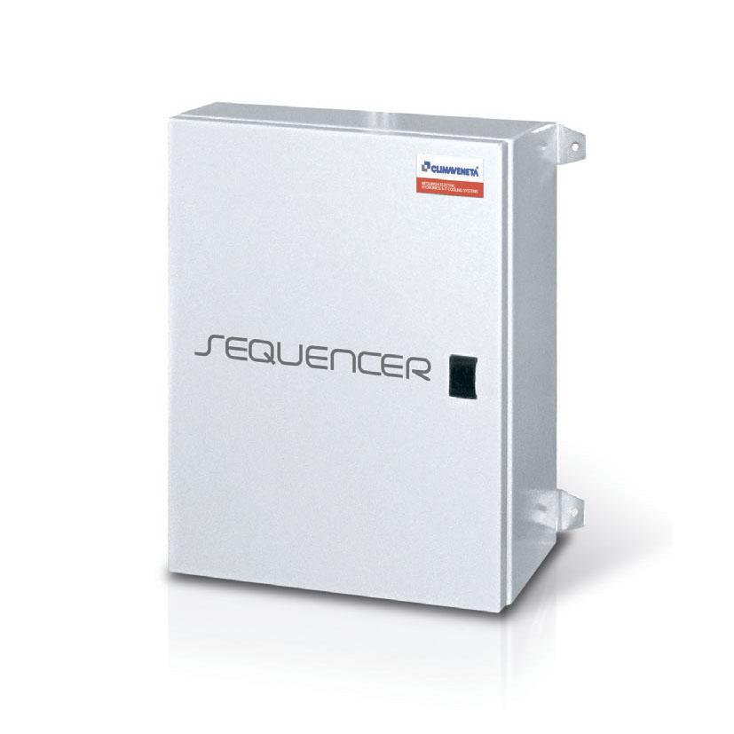 SEQUENCER управление группой агрегатов