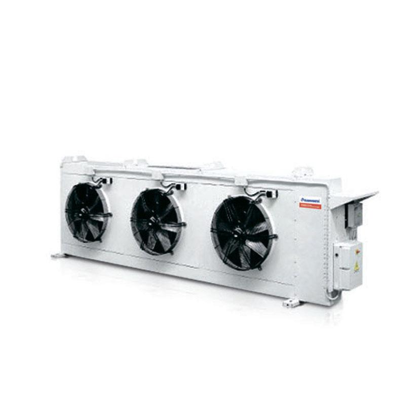 Выносной конденсатор с осевыми вентиляторами